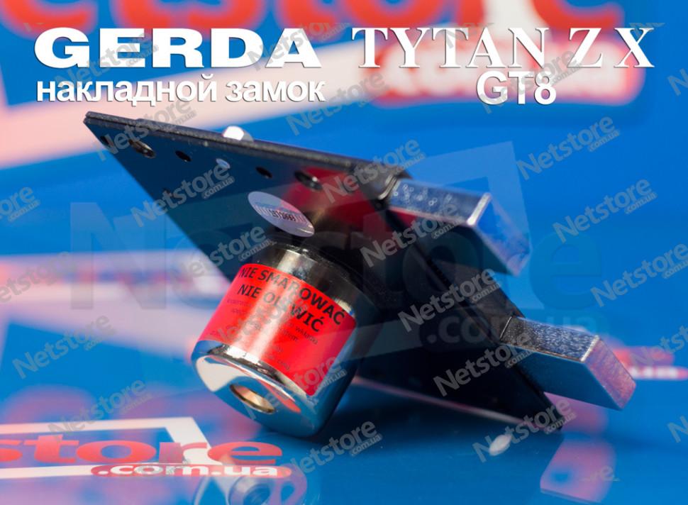 Gerda Tytan ZX GT-8 лучшая цена