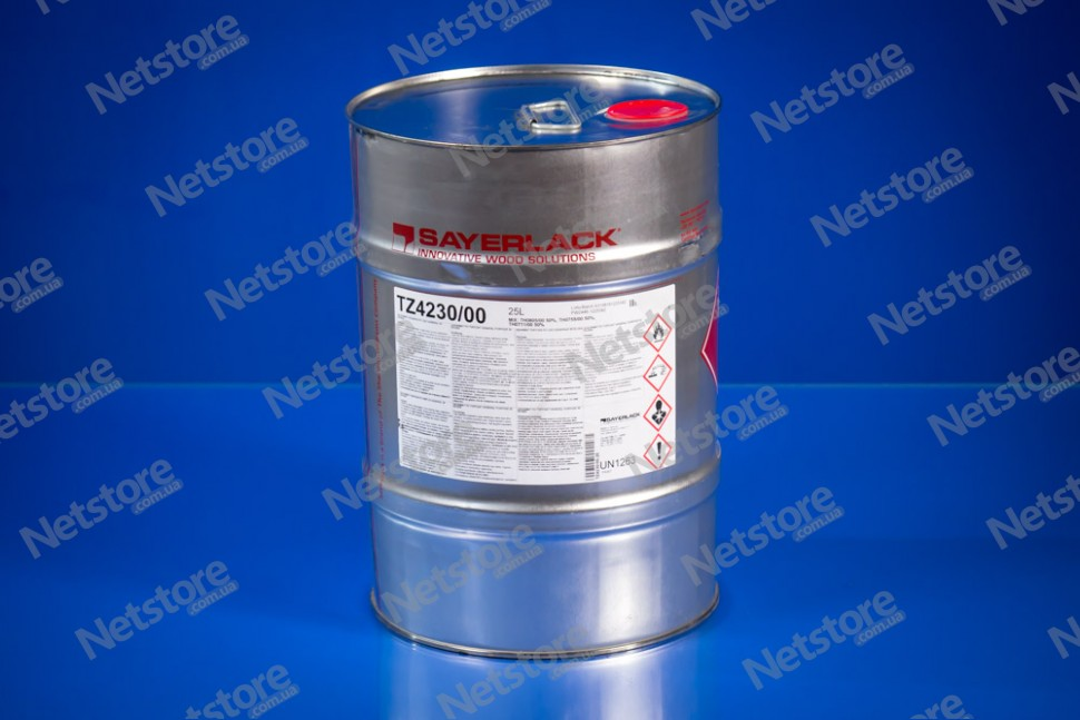 Полиуретановый sayerlack наливной пол старатели тонкий слой 5-30 мм, 25 кг