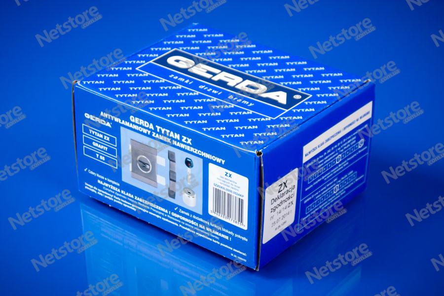 Gerda Tytan ZX картонная коробка