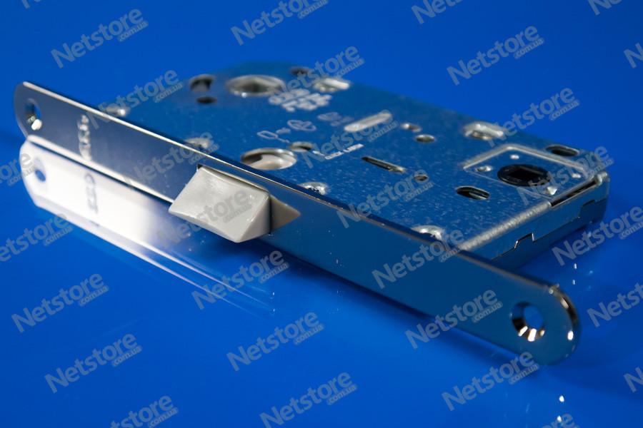 замок AGB Mediana Evolution WC никель (хром), agb evolution под поворотник