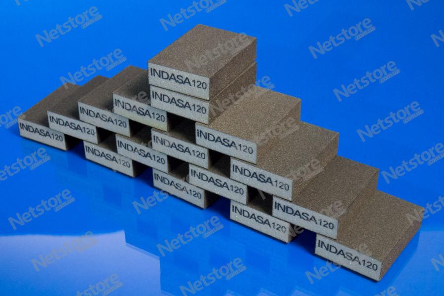 Indasa Abrasive Block четырехсторонние шлиф блоки