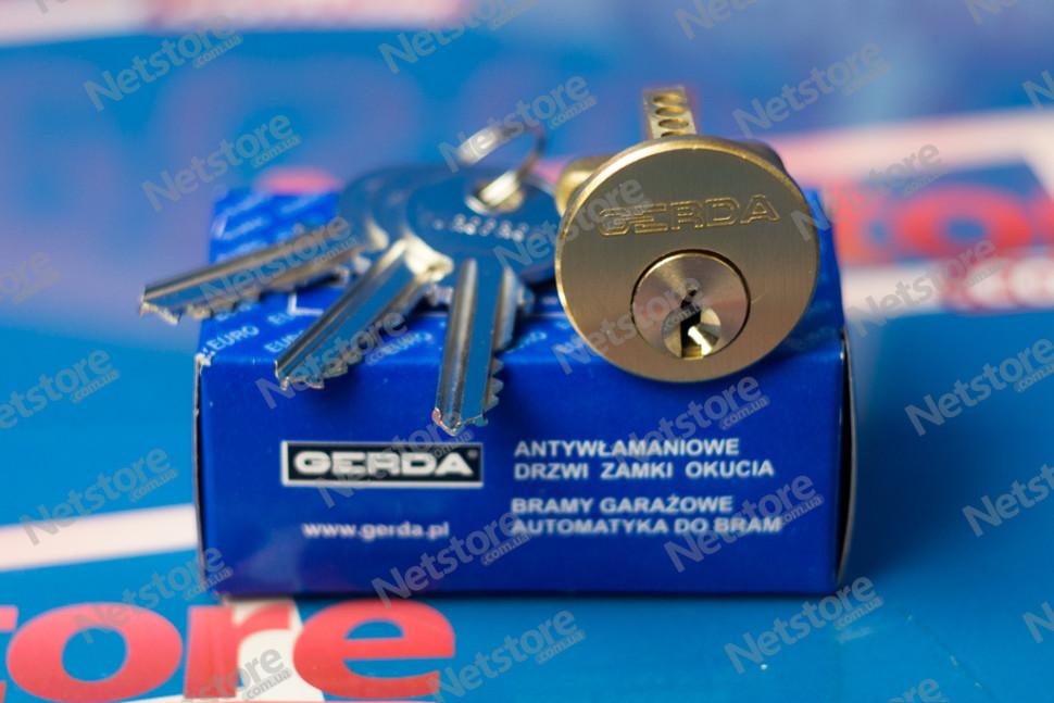 Gerda ZN 100 цилиндр и ключи