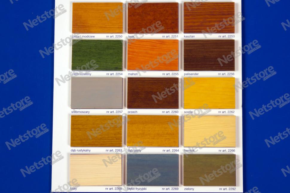 Краска–лазурь декоративная для дерева HK-Lasur Remmers (Реммерс)
