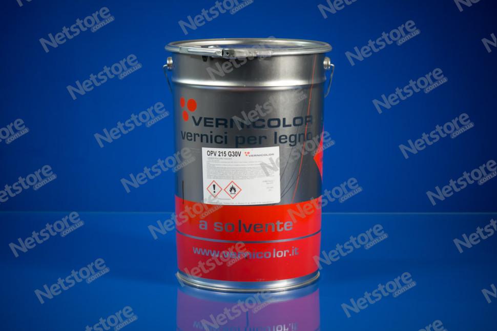 поліуретановий прозорий лак для дерева Vernicolor OPV 215 (Верніколор)